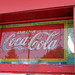 Vintage Coca Cola decal