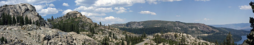 california blue sky panorama cliff mountain lake snow mountains rock clouds canon landscape outdoors climb photo dangerous nevada tunnel crest sierra achievement photograph summit recreation climber grip excitement obstacle thrill tenacity donner truckee sierranevadamountains 40d donnersummitarea