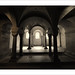 the large crypt @ great minster church zurich