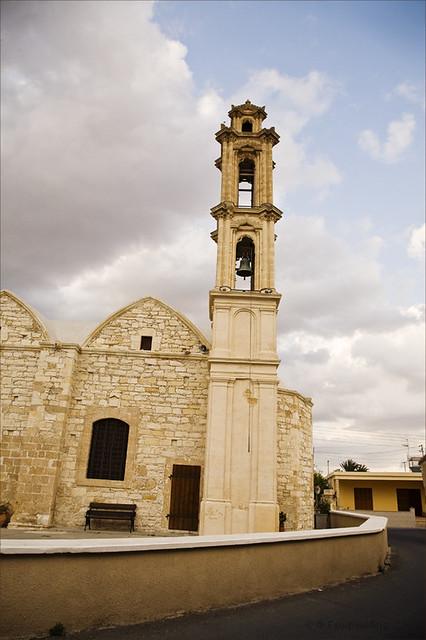 Saint George church, Athienou