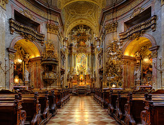 Vienna Catholic Churches