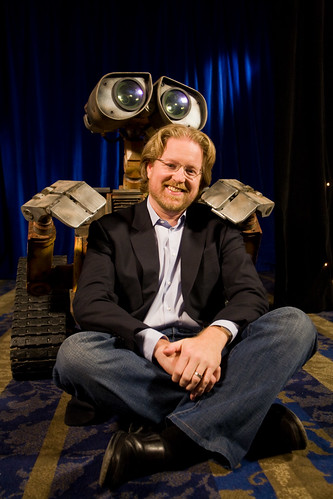 Andrew Stanton and WALL·E