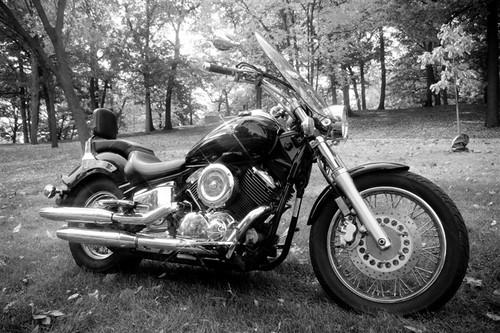 park bw bike digital star chrome cycle motorcycle yamaha biker vstar 1100 2wheels photosbysmithcom