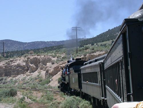 railroad nevada steam ely nevadanorthernrailway