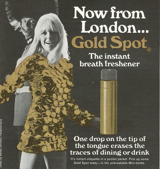 Gold Spot - 1967
