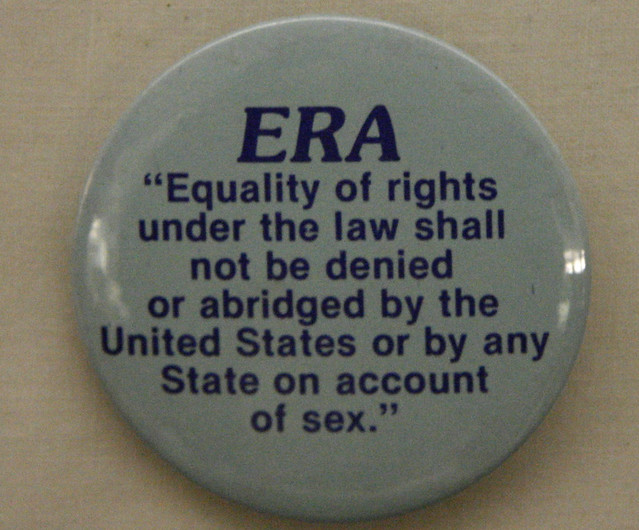 The Equal Rights Amendment: What you need to know