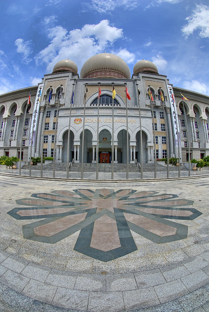 Palace Of Justice / Istana Kehakiman I