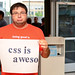 css is aweso by morgamic