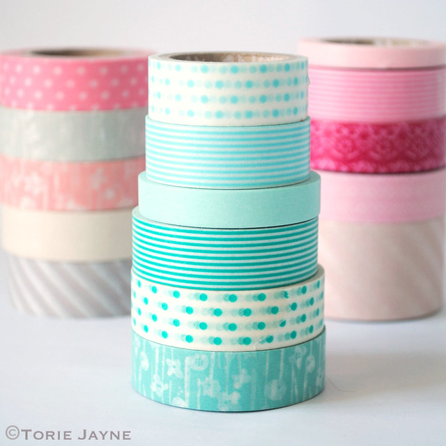 Pretty Washi tape