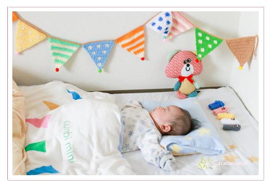 ベビーフォト 赤ちゃん写真 出張撮影 自宅 名古屋市南区 2カ月半 男の子