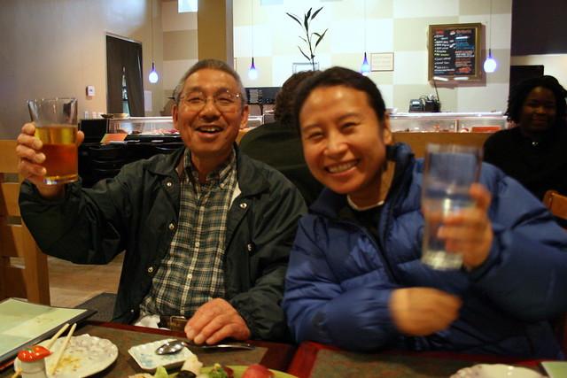 Kampai Japanese Restaurant Usher Hall Edinburgh