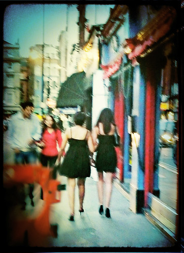 Old Compton St, 4:30am