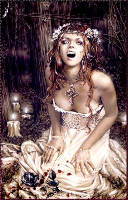 Victoria Frances - Fantasy Art - Erotic Nude Girls - 015 Favole