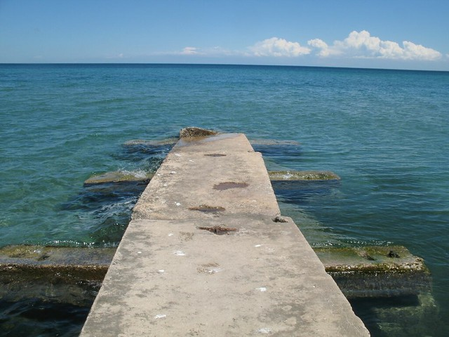 Pier at Big Bay Park