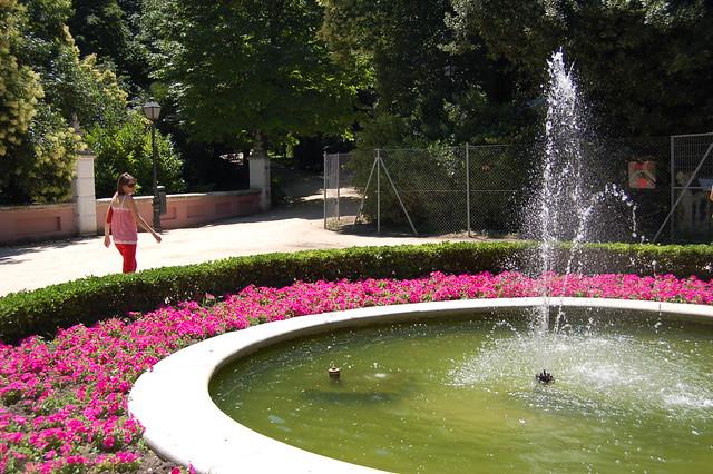 Parque fuente del berro ii flickr photo sharing for Piscina fuente del berro