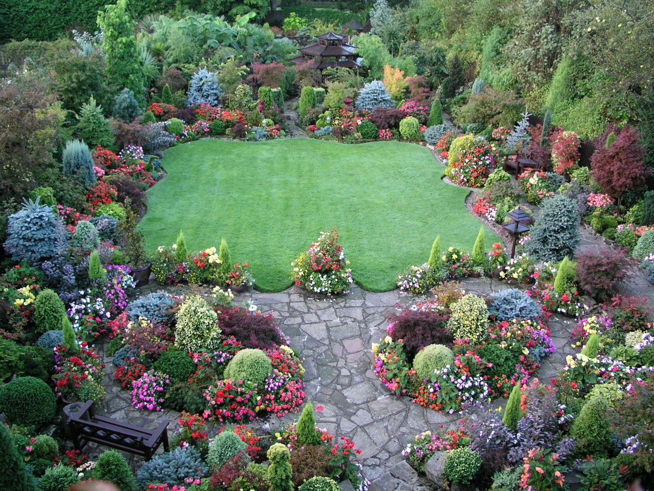 Bl English Garden Plans And Designs Guide