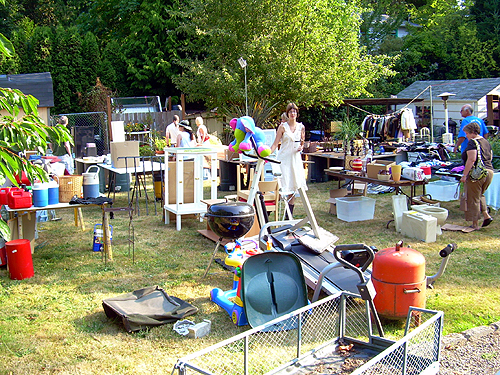 big yard sale flickr photo sharing. Black Bedroom Furniture Sets. Home Design Ideas