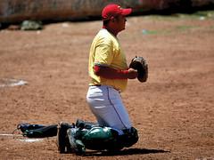 Raúl the catcher