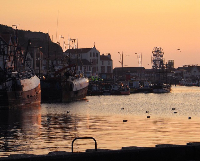 harbourside dawn
