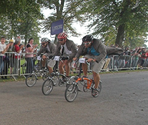 Brompton World Championship Team Winners