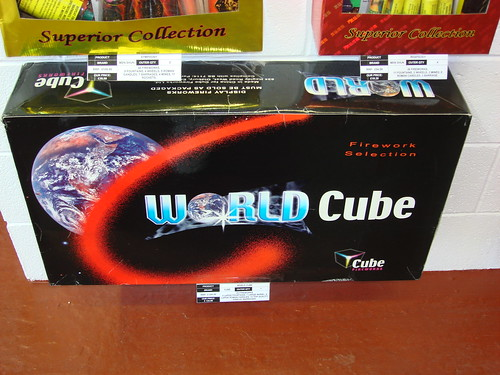 WORLD CUBE SELECTION BOX