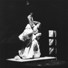ORLAN - Documentary Study_ Le Drapé-le Baroque1980