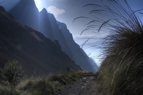 Sacred Valley - Inca Trail, Peru
