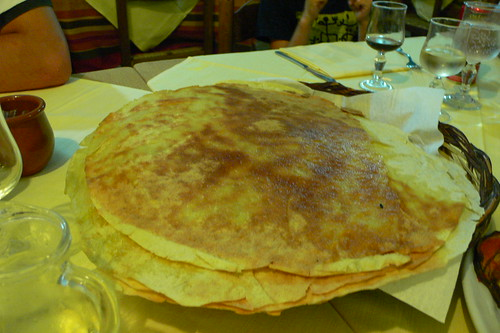 Pane carasau by CC user heatheronhertravels on Flickr