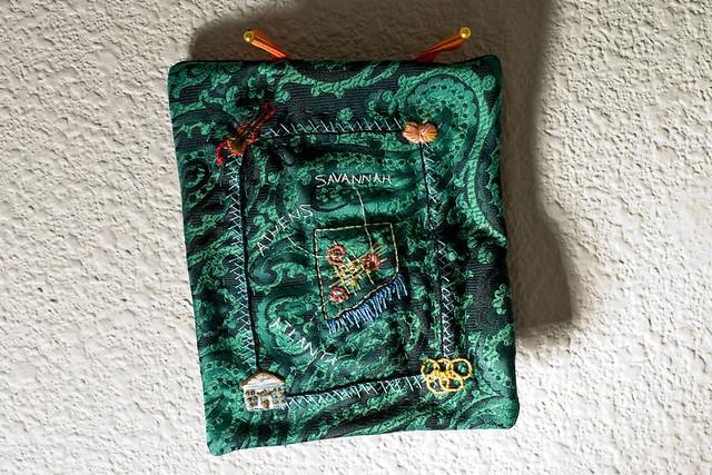 Schoo Bus Embroidery Design