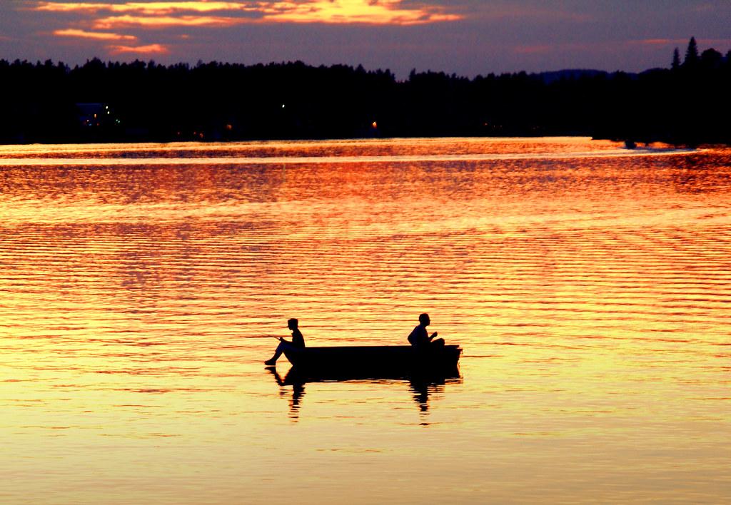 Late summer fishing !