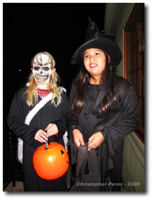 All Hallows Eve 2008