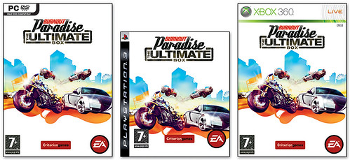 oldgamesitalia ps3 xbox360 pc burnout paradise. Black Bedroom Furniture Sets. Home Design Ideas