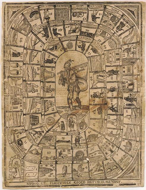 Nuovo et Piaccevole Gioco detto il Barone (1550-1600)