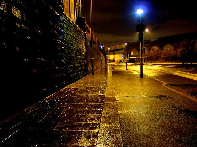 Rainy Street (Explored) | Flickr - Photo Sharing!