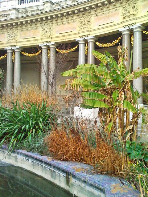 le jardin int rieur et le p ristyle petit palais paris flickr photo sharing. Black Bedroom Furniture Sets. Home Design Ideas