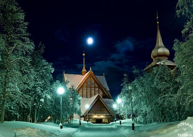Kiruna kyrka2mini