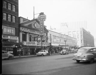 Colonial Theatre, 1948