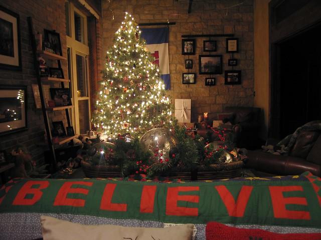 christmas eve believe