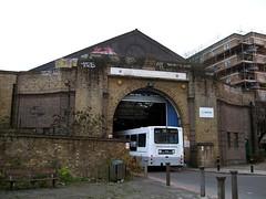 Brixton Bus Garage (tram shed)