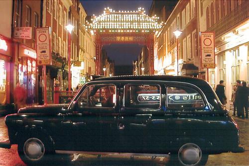 Soho i Chinatown il.luminats