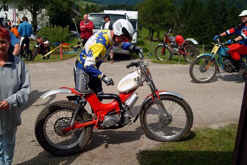 Vintage Kreidler Classic Trial Sport (c) 2005 Бернхард Эггер :: ru-moto images 266