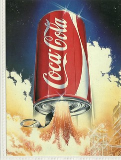 Coke Lift Off