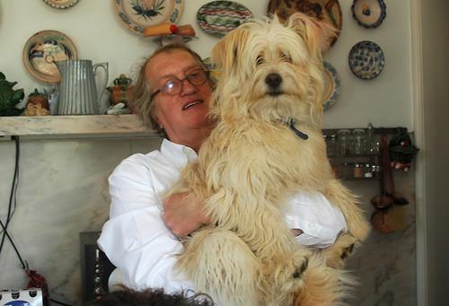 Gerrit Komrij en Camile