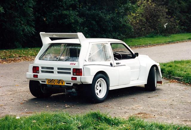 My old 6R4 - G610HFV