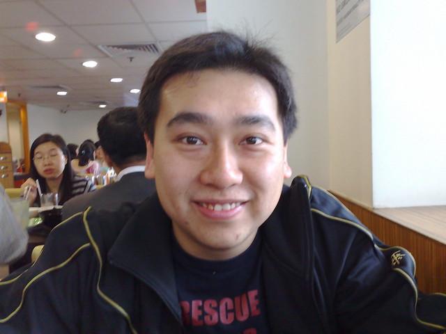 Header of Alex Lau