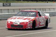 #98 John Andretti