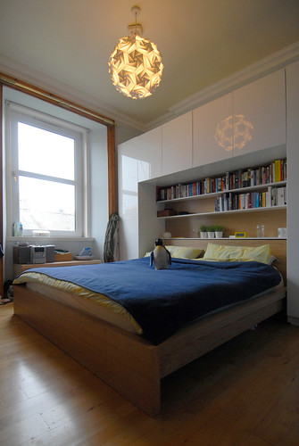 5 Tips To Get The Most Out Of A Small Bedroom