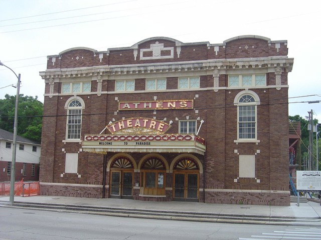 Athens Theater De Land Fl Flickr Photo Sharing