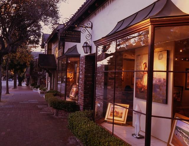 Carmel-by-the-Sea Art Galleries