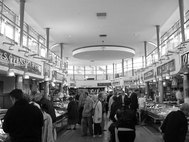 Bury Market Lancashire